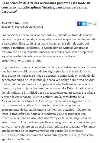 EL COMERCIO PREVIA AÑADAS